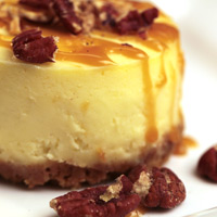 Fruit and Candybar Cheesecake